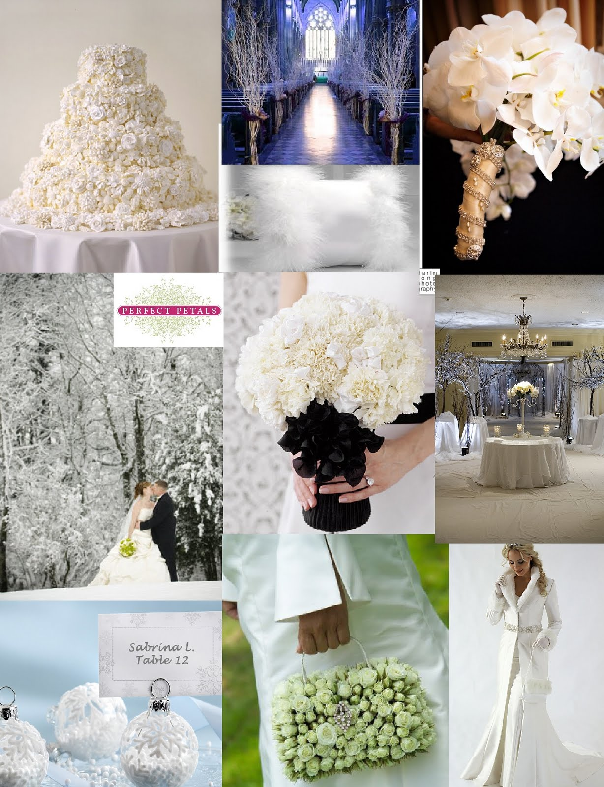 blog ideas your perfect winter wedding